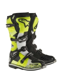 BOTAS ALPINESTARS TECH 8 RS AMARILLO FLUO