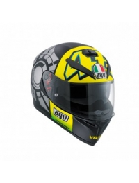 CASCO AGV K-3 SV TOP WINTER TEST 2012 CON PINLOCK