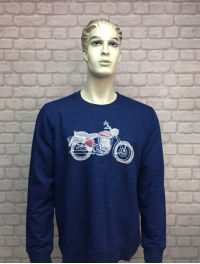 JERSEY ROYAL ENFIELD AZUL