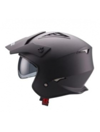 CASCO UNIK CT-07 NEGRO MATE