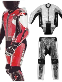 ALPINESTARS RACING RAIN OVER SUIT