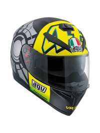 CASCO AGV K3 SV WINTER TEST 2012 - REPLICA ROSSI