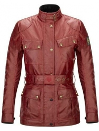 CHAQUETA BELSTAFF MUJER CLASSIC TOURIST TROPHY