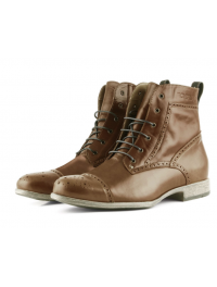 BOTAS OVERLAP RICHPLACE MARRON