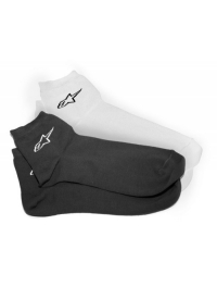 CALCETINES ALPINESTARS CASUAL STAR BLANCO-A