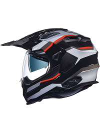 CASCO NEXX X.WED2 X-PATROL BLACK / SILVER / RED